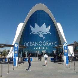 Entrada Oceanografic